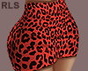 S. Red Skirt RLS