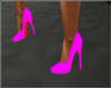 Pink Heels Red Bottoms