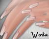 W° Short Nails ~Natural