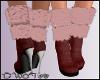D- Hip Buckle Boots