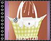 B! Yellow Kawaii Bag