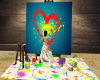 My Heart Paint Photoroom