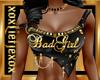 [L] BADGIRL Gold Top F