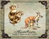 Ferret & Kangaroo