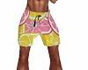 Lemonade swim shorts