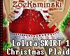 First Christmas Skirt 1