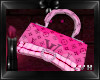 ♡ Pink LV ♡
