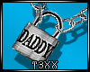 !TX - Daddy Lock [M]