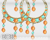 (BDK)Earrings boheme