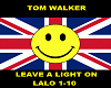 Tom - Leave a light on
