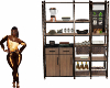 Onyx Kitchen Shelves