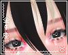 ♉ B/Blonde Bangs