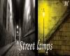 [ML]Street Lamp at night