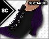 S| Web Boots