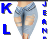 KL*SexyLightJeans