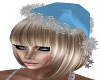 Santas Helper Hat-Blue