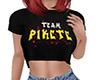 Blusa Team Pikete