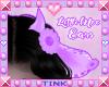 LM Purple Ears