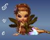 Purple Rose Fairy