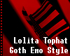 First Lolita Red Tophat1