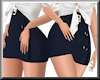 Navy Skirt RLS