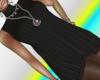 Eriana-Black Dress RL
