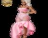 Pink dancing dress