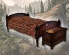 Medieval Cottage Bed