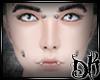 Porcelain Pale Pierced