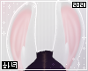Play | White bunny ears