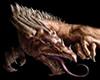 Gold Dragon Art