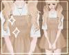 tan corduroy dress