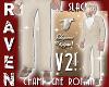 V2 PANTS WEDDING FORMAL