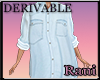 [DER] Oversized Shirt