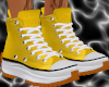 Yellow Hikers