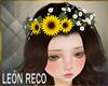 ♣ Sunflower Crown