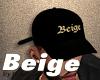 """""""Beige"""" Cap"""