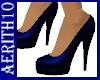 High-Heels blue
