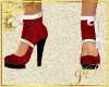 *JR Victorian Satin Red