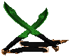 Forest Daggers