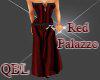 Red Palazzo (QBL)