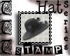 TTT Ladies Hat Stamp