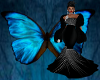 Request/Blue Butterfly
