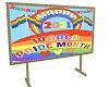 Happy 2021 Pride Sign 1