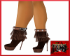 [TWP]Brn Cowgirl Boots
