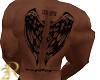 R22 Wing Back tattoo