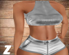 Outfit Shorts Silver RL