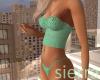 ;) Minty Swimsuit