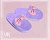 ᘎК~Purple Kids Sandal