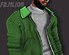 F' Faded Green JKT V2